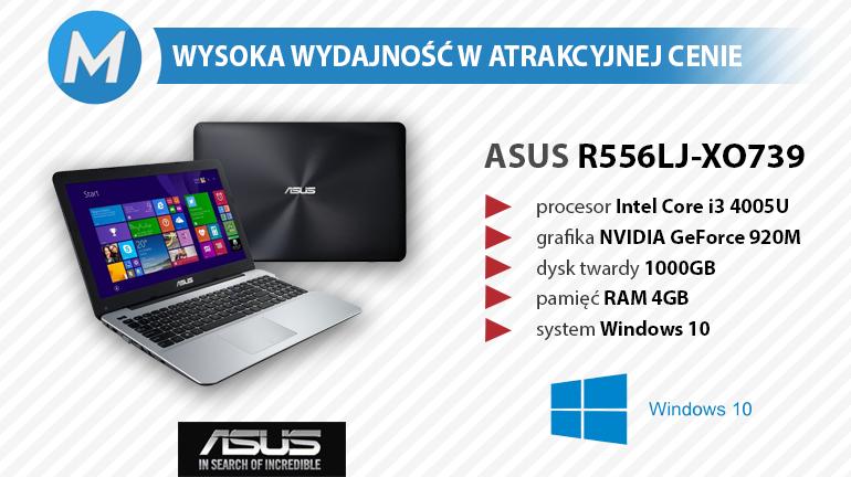 Laptop Asus R556LJ-XO739