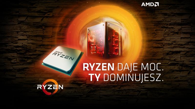 Nowa seria procesorów AMD Ryzen