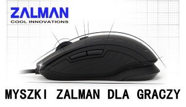 Myszki gamingowe Zalman